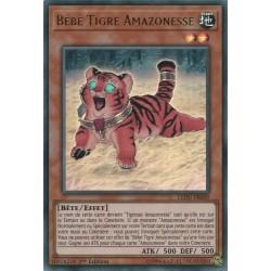 Yugioh - Bébé Tigre Amazonesse (UR) [LEDU]
