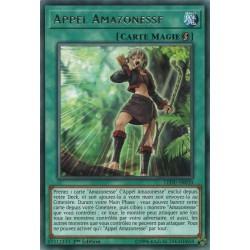 Yugioh - Appel Amazonesse (R) [LEDU]