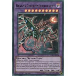 Yugioh - Dragon Cyberténébreusement (SR) [LEDU]