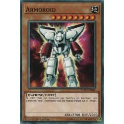 Yugioh - Armoroid (C) [LEDU]
