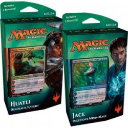 Lot des 2 Decks de Planeswalkers Magic Ixalan
