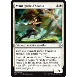 Blanche - Avant-garde d'Adanto (U) [XLN]