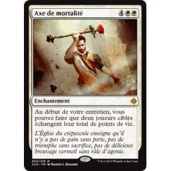 Blanche - Axe de mortalité (M) [XLN]