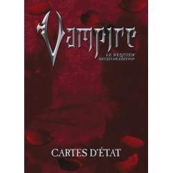 Vampire, le Requiem : Cartes d'Etat
