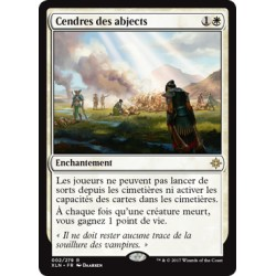 Blanche - Cendres des abjects (R) [XLN] FOIL