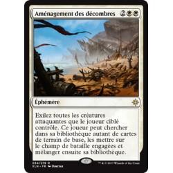 Blanche - Aménagement des décombres (R) [XLN] FOIL