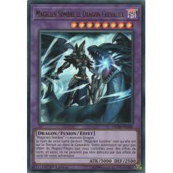 Yugioh - Magicien Sombre le Dragon Chevalier  (UR) [LEDD]