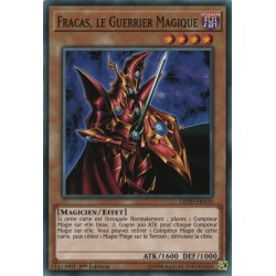 Yugioh - Fracas, le Guerrier Magique  (C) [LEDD]
