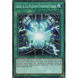 Yugioh - Aide à la Fusion Cybernétique  (C) [LEDD]