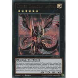 Yugioh - Cyber Dragon Infini  (UR) [LEDD]