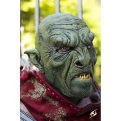 Masque - Orc Bestial Vert