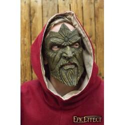Masque - Trophée Barbe de bois