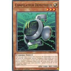 Yugioh - Compilateur Défectueux (C) [CIBR]