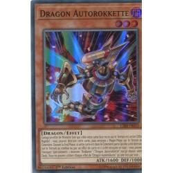 Yugioh - Dragon Autorokkette (SR) [CIBR]