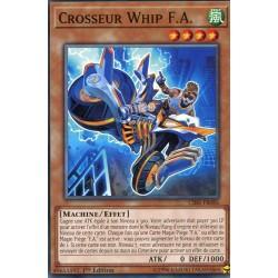 Yugioh - Crosseur Whip F.A. (C) [CIBR]