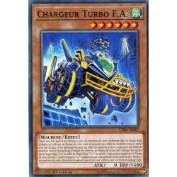 Yugioh - Chargeur Turbo F.A. (C) [CIBR]
