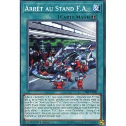 Yugioh - Arrêt au Stand F.A. (C) [CIBR]