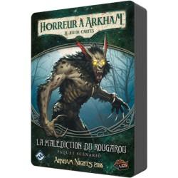 Horreur à Arkham - La Malédiction du Rougarou