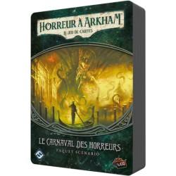 Horreur à Arkham - Le Carnaval des Horreurs