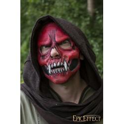 Masque - Trophée Crâne Rouge