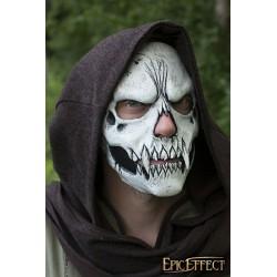 Masque - Trophée Crâne Blanc