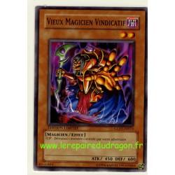 Vieux Magicien Vindicatif (C)