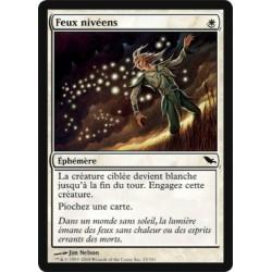 Blanche - Feux nivéens (C)