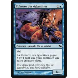 Bleue - Cohorte des églantines (C)