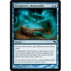 Bleue - Découverte abominable (C)