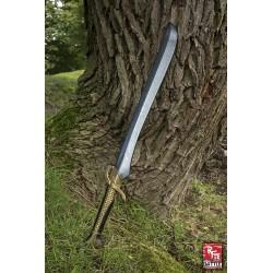 Épée Elfique manche tressé