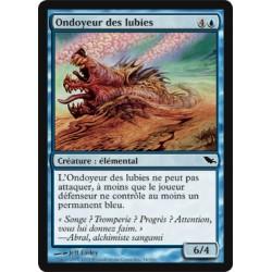 Bleue - Ondoyeur des lubies (C)