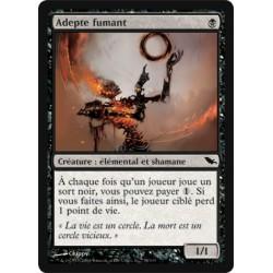 Noire - Adepte fumant (C)