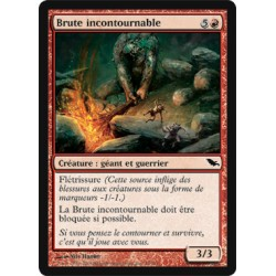 Rouge - Brute incontournable (C)