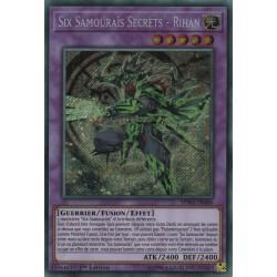 Yugioh - Six Samouraïs Secrets - Rihan (STR) [SPWA]