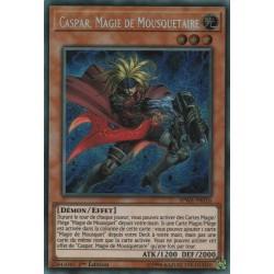 Yugioh - Caspar, Magie de Mousquetaire (STR) [SPWA]