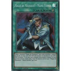 Yugioh - Magie de Mousquet - Mains Fermes (SR) [SPWA]