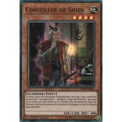 Yugioh - Conseiller de Shien (SR) [SPWA]