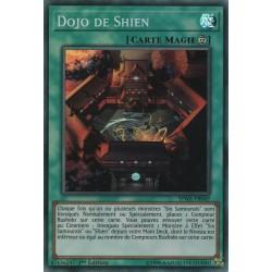 Yugioh - Dojo de Shien (SR) [SPWA]