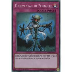 Yugioh - Epouvantail de Ferraille (SR) [SPWA]