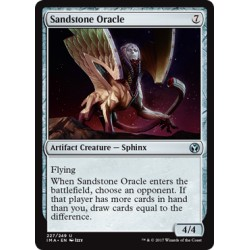 Artefact - Sandstone Oracle (U) [IMA]