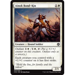 Blanche - Ainok Bond-Kin (C) [IMA] (FOIL)