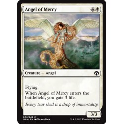 Blanche -  Angel of Mercy (C) [IMA] (FOIL)