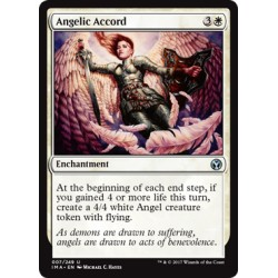 Blanche -  Angelic Accord (U) [IMA] (FOIL)