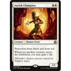 Blanche - Auriok Champion (R) [IMA] (FOIL)