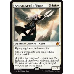 Blanche -  Avacyn, Angel of Hope (M) [IMA] (FOIL)