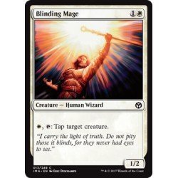 Blanche - Blinding Mage (C) [IMA] (FOIL)