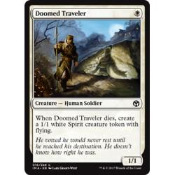 Blanche - Doomed Traveler (C) [IMA] (FOIL)