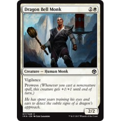 Blanche - Dragon Bell Monk (C) [IMA] (FOIL)