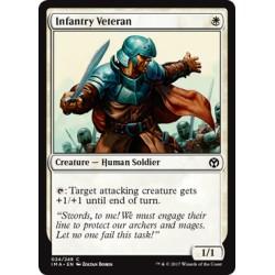 Blanche - Infantry Veteran (C) [IMA] (FOIL)