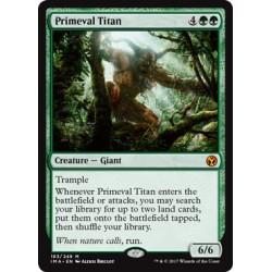 Verte - Primeval Titan (M) [IMA] (FOIL)